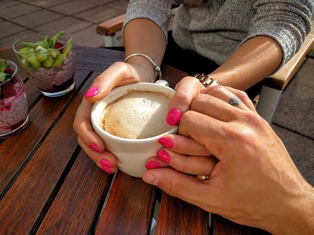 rande při kávě