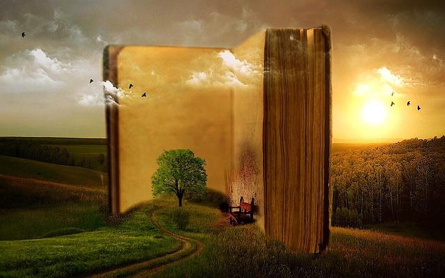 knižní příběh