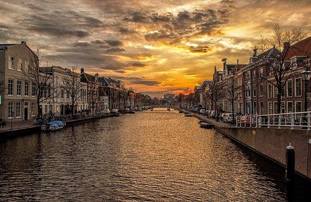 Na dovolenou do Nizozemí