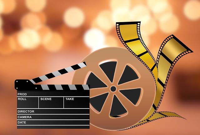 projektor na filmy