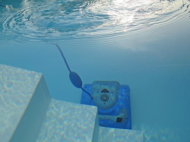 Automatický bazénový vysavač