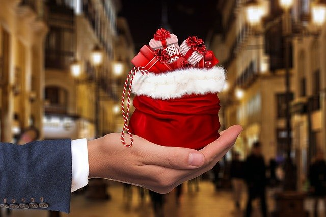 vánoce na dlani