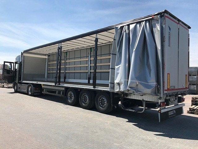 autodoprava kamión