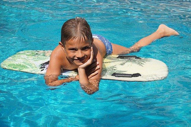 Zásady pro správnou péči o bazénovou vodu