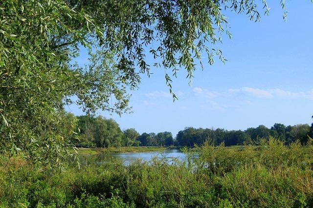 les u řeky