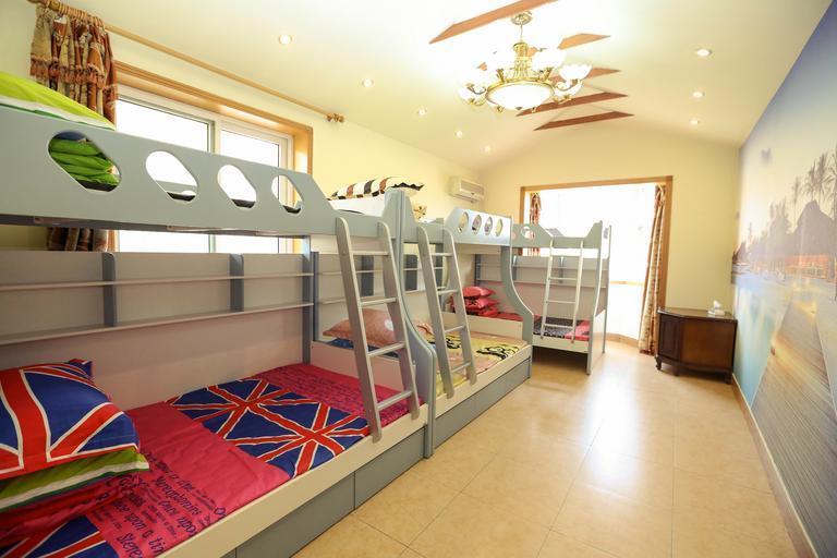 dětské vyvýšené postele