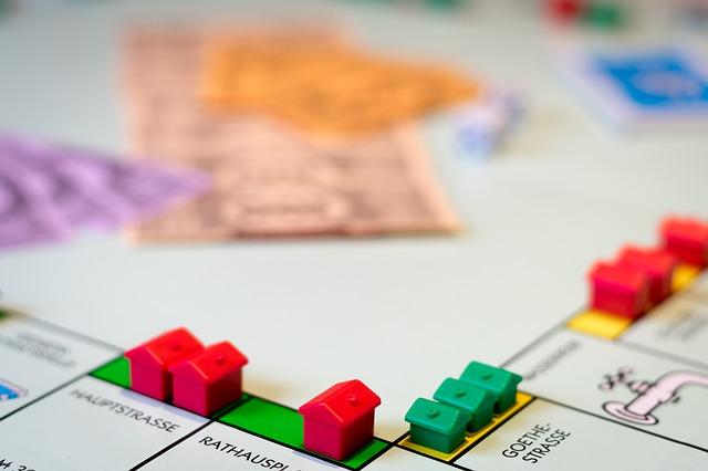 hra o bydlení